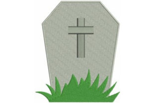 Tomb Remembrance Embroidery Design By designsbymira