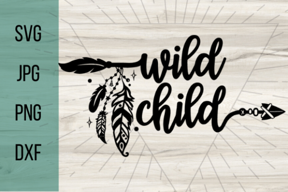 Print on Demand: Wild Child Graphic Crafts By Talia Smith
