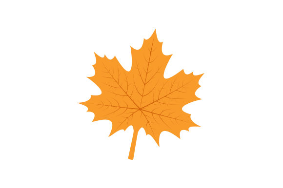 Maple Leaf Canada Craft Cut File By Creative Fabrica Crafts