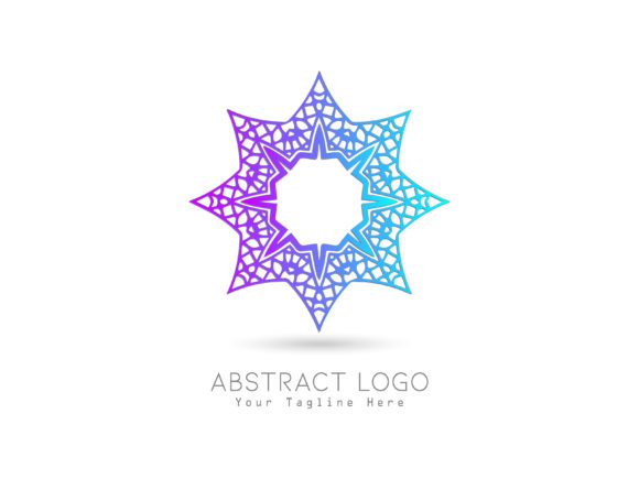 Download Free Abstract Logo Design For Your Company Graphic By Vectorceratops for Cricut Explore, Silhouette and other cutting machines.