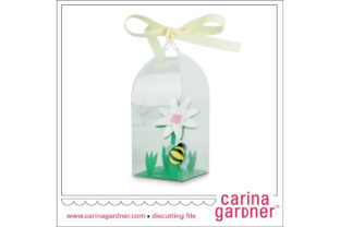 Download Free Bumblebee In A Bottle Graphic By Carina2 Creative Fabrica for Cricut Explore, Silhouette and other cutting machines.