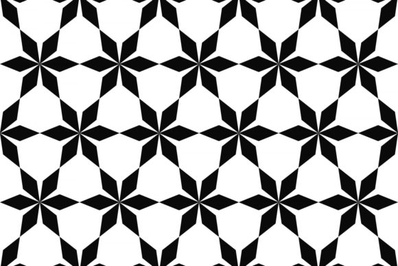 Download Free Seamless Geometrical Pattern Graphic By Davidzydd Creative Fabrica for Cricut Explore, Silhouette and other cutting machines.