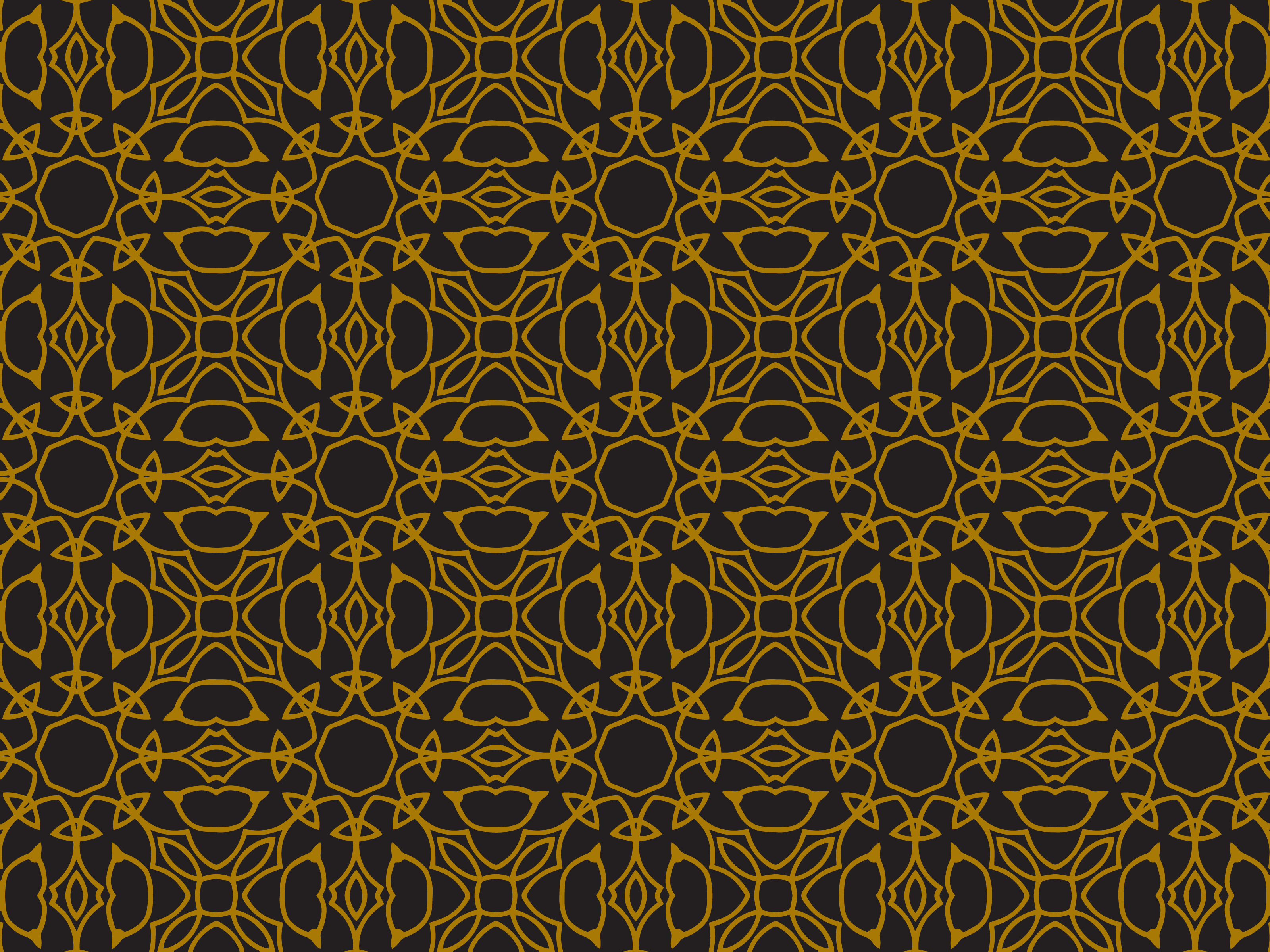 Download Free Pattern Gold Circle Line Graphic By Silkymilkycreative for Cricut Explore, Silhouette and other cutting machines.
