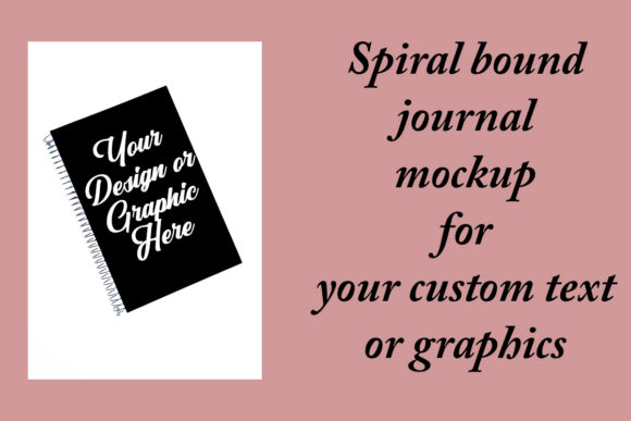 Download Free 1 Diary Mockups Designs Graphics for Cricut Explore, Silhouette and other cutting machines.