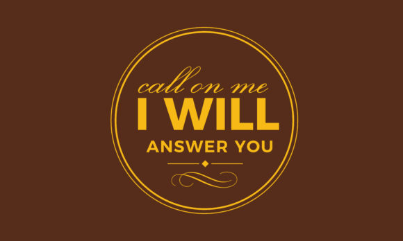 Print on Demand: I Will Answer You Graphic Illustrations By baraeiji