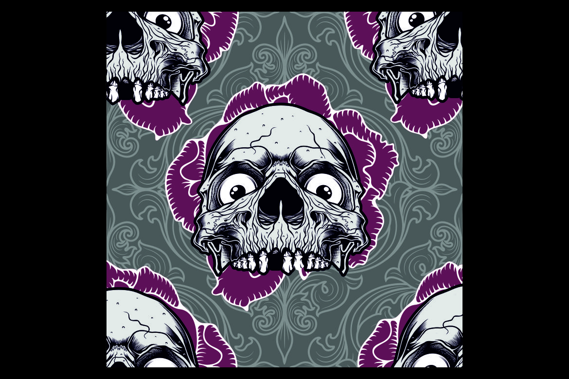 Download Free Skull Graphic By Epic Graphic Creative Fabrica SVG Cut Files