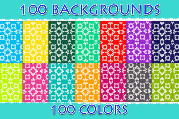 Download Free 100 Pattern Digital Paper Graphic By Sweetdesign Creative Fabrica SVG Cut Files