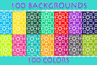 Download Free 100 Pattern Digital Paper Graphic By Sweetdesign Creative Fabrica for Cricut Explore, Silhouette and other cutting machines.