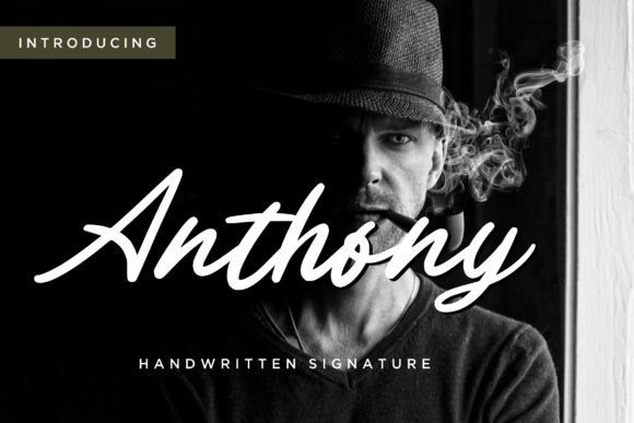 Anthony Font Free Download