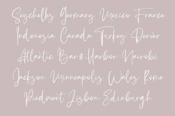 Download Free Elosiam Font By Maulana Creative Creative Fabrica for Cricut Explore, Silhouette and other cutting machines.