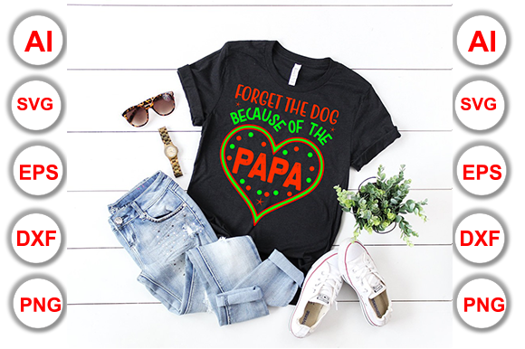 Download Free Fathers Day T Shirt Graphic By Graphics Cafe Creative Fabrica for Cricut Explore, Silhouette and other cutting machines.