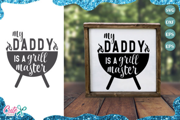 Father's Day Mini Bundle Graphic Illustrations By Cute files - Image 10