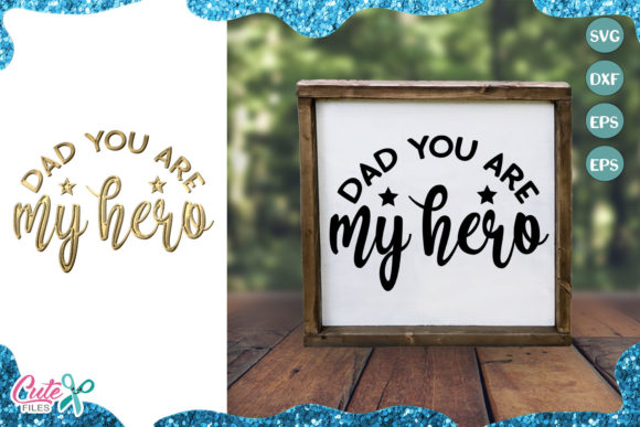 Father's Day Mini Bundle Graphic Illustrations By Cute files - Image 11