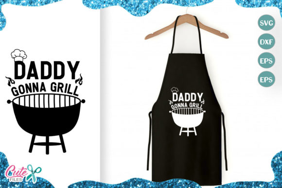 Father's Day Mini Bundle Graphic Illustrations By Cute files - Image 8