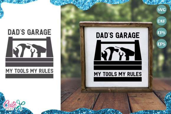 Father's Day Mini Bundle Graphic Illustrations By Cute files - Image 9