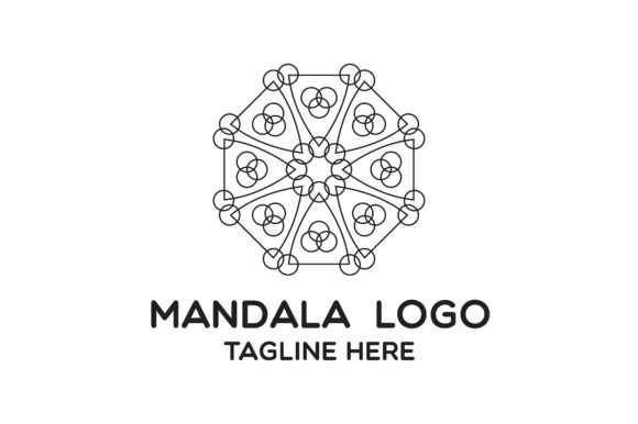 Download Free Mandala Ornaments Geometric Graphic By Luckup Creative for Cricut Explore, Silhouette and other cutting machines.