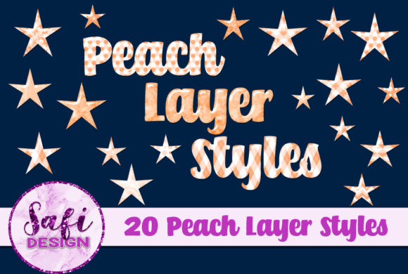 Download Free Purple Photoshop Layer Styles Graphic By Safi Designs Creative for Cricut Explore, Silhouette and other cutting machines.