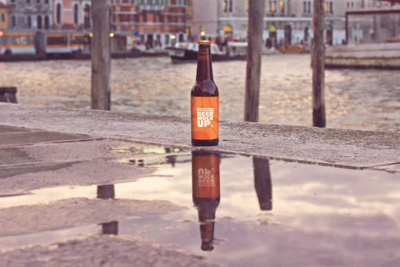 Download Free Street Reflection Beer Mockup Graphic By Smartdesigns Creative for Cricut Explore, Silhouette and other cutting machines.