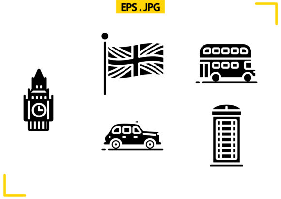 Download Free United Kingdom Solid Graphic By Raraden655 Creative Fabrica for Cricut Explore, Silhouette and other cutting machines.