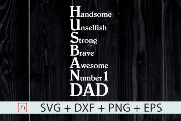 Download Free Valentine Gift For Husband Awesome Dad Graphic By Novalia for Cricut Explore, Silhouette and other cutting machines.