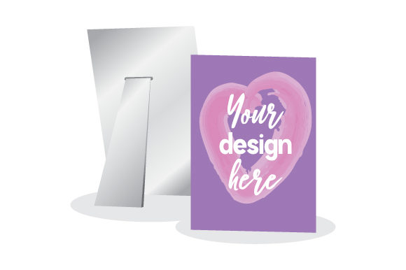 Sublimation Aluminum Panel Mockup Designs & Drawings Craft Cut File By Creative Fabrica Crafts - Image 1
