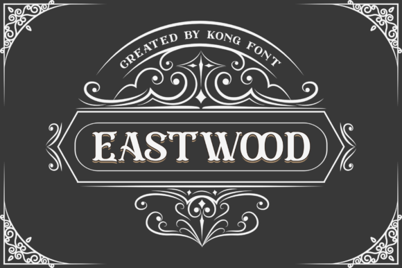 Print on Demand: Eastwood Serif Font By fontkong