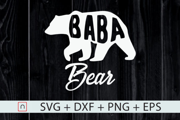Download Free Papa Bear Great Gift Dad Graphic By Novalia Creative Fabrica for Cricut Explore, Silhouette and other cutting machines.