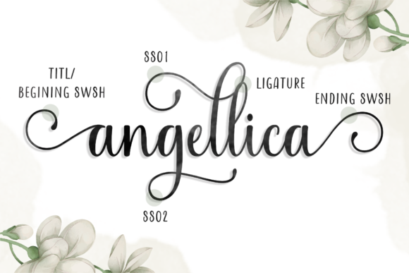 Print on Demand: Sindentosa Script & Handwritten Font By MJB Letters - Image 2