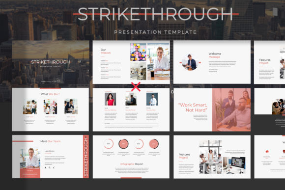Download Free Strikethrough Business Google Slide Graphic By Temp Here for Cricut Explore, Silhouette and other cutting machines.