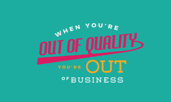 When You Re Out Of Quality Graphic By Baraeiji Creative Fabrica