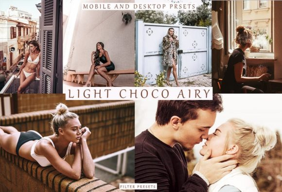 Cinematic Choco Lightroom Presets Graphic Actions & Presets By Thiago Vibesp Creative