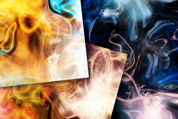 Print on Demand: Electricity Abstract Light Background Graphic Backgrounds By Prawny - Image 2