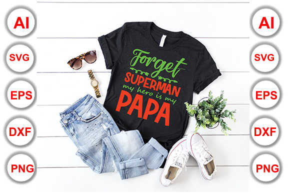 Download Free Father Papa Daddy T Shirt Design Grafico Por Graphics Cafe for Cricut Explore, Silhouette and other cutting machines.