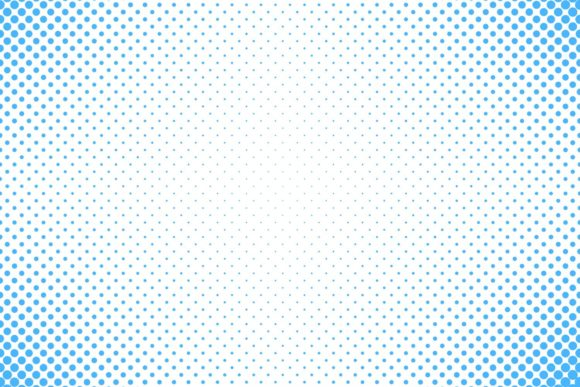 Download Free Halftone Blue Dot Pattern Graphic By Davidzydd Creative Fabrica for Cricut Explore, Silhouette and other cutting machines.