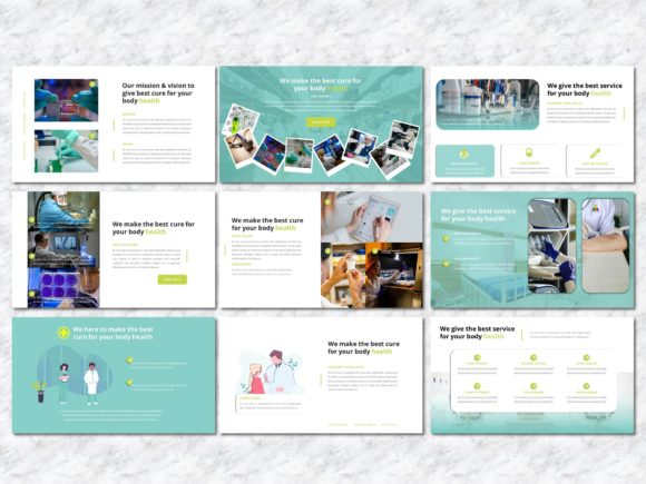 Download Free Healer Medicine Powerpoint Template Graphic By Yumnacreative for Cricut Explore, Silhouette and other cutting machines.
