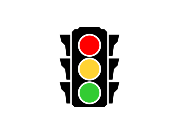 Download Free Traffic Lights Graphic By Handriwork Creative Fabrica for Cricut Explore, Silhouette and other cutting machines.