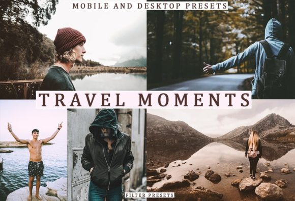 Download Free Travel Moments Lightroom Presets Graphic By Thiago Vibesp for Cricut Explore, Silhouette and other cutting machines.