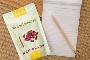 Watercolour Beans Illustration Graphic Illustrations By Primafox Design 4