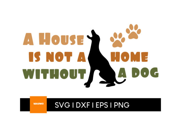 Download Free A Dog Craft Graphic By Maumo Designs Creative Fabrica for Cricut Explore, Silhouette and other cutting machines.
