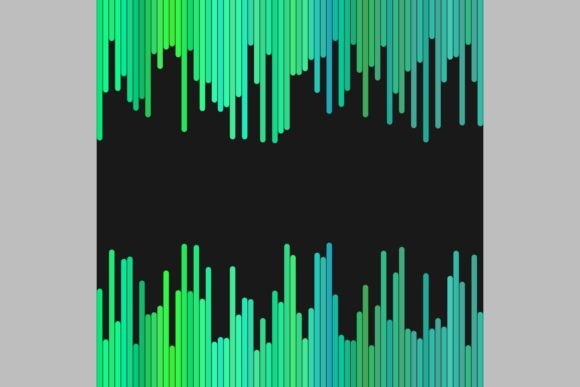 Abstract Background with Lines Graphic Backgrounds By davidzydd