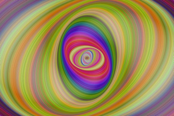 Abstract Digital Art Ellipse Background Graphic Backgrounds By davidzydd