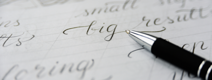 Fun exercises to improve your handwriting