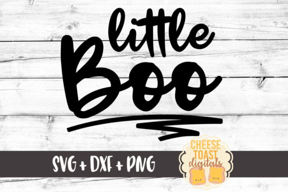 Download Free Little Boo Graphic By Cheesetoastdigitals Creative Fabrica for Cricut Explore, Silhouette and other cutting machines.