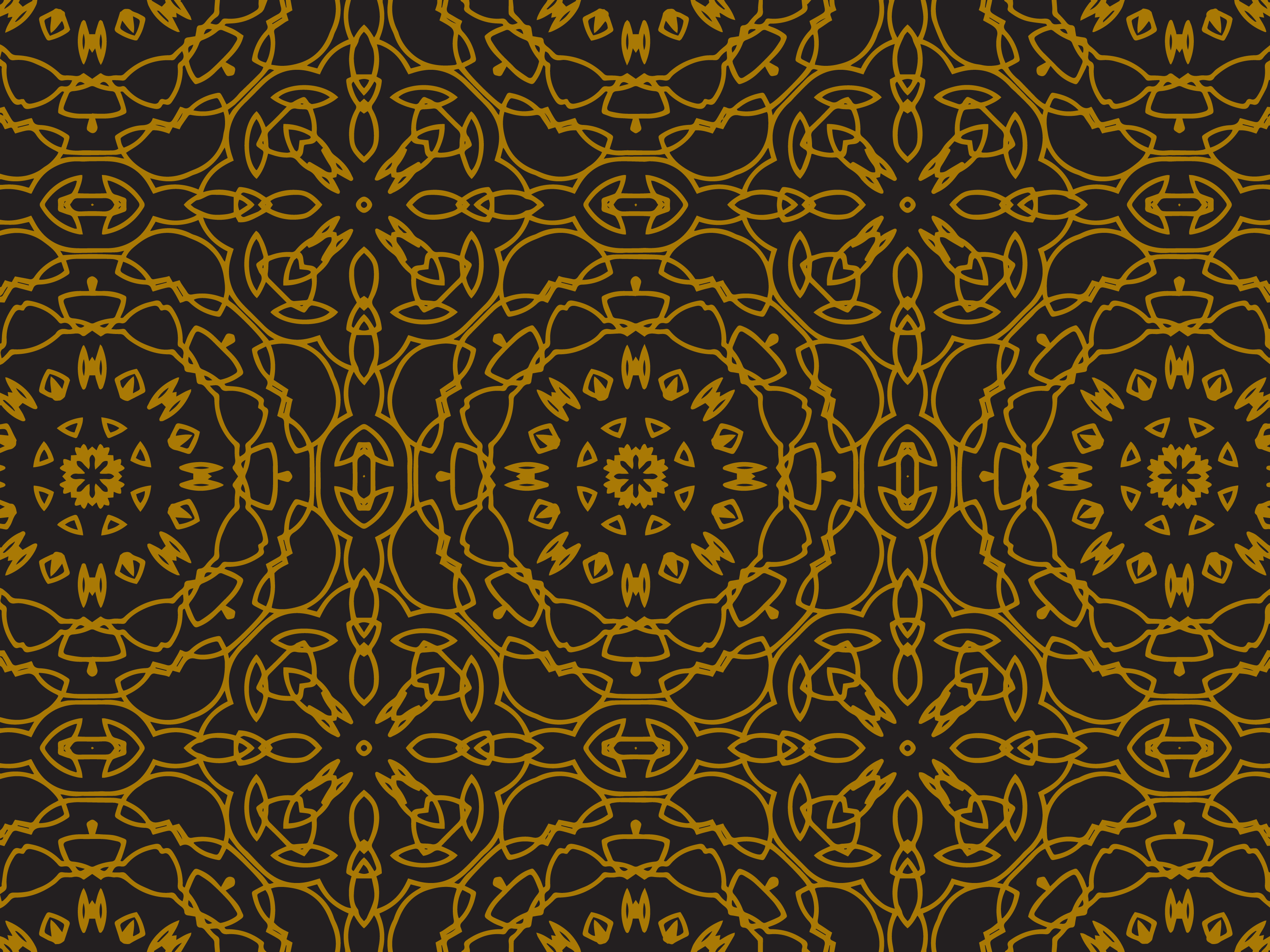 Download Free Pattern Abstract Ornament Lines Motif Graphic By for Cricut Explore, Silhouette and other cutting machines.