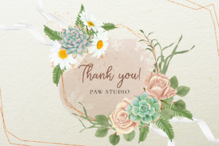 Print on Demand: Bloom & Vintage Graphic Graphic Illustrations By PawStudio 10