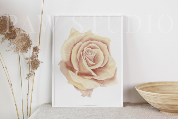 Print on Demand: Bloom & Vintage Graphic Graphic Illustrations By PawStudio - Image 8