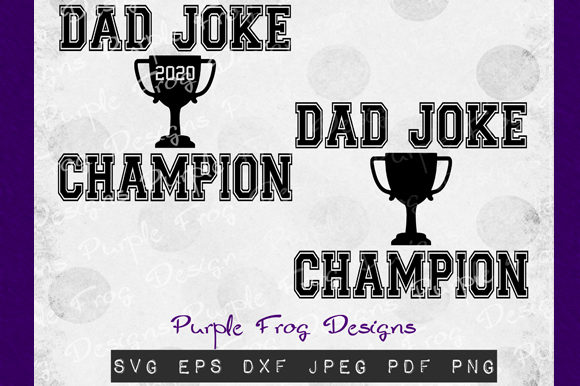 Download Free 1 Dad Joke Svg Designs Graphics for Cricut Explore, Silhouette and other cutting machines.