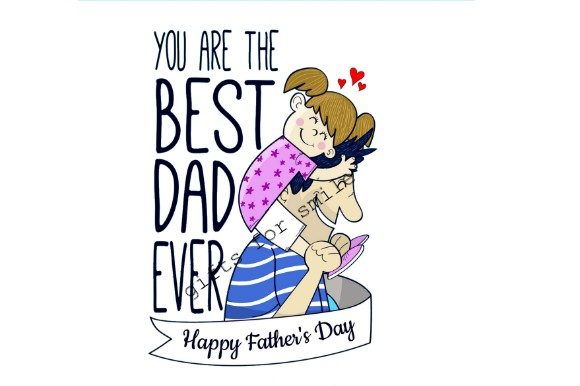 Father's Day Sublimation Graphic Print Templates By aarcee0027