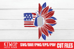 Print on Demand: Fourth of July Bundle, Independence Day Graphic Crafts By KtwoP