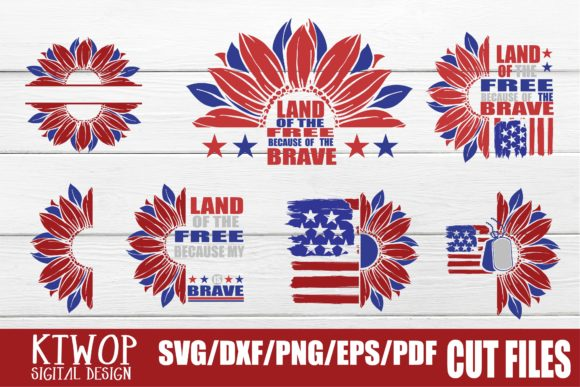 Print on Demand: Fourth of July Bundle, Independence Day Graphic Crafts By Mr.pagman